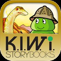 K.I.W.i. Storybooks Dinosaurs