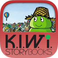 K.I.W.i. Storybooks Maze
