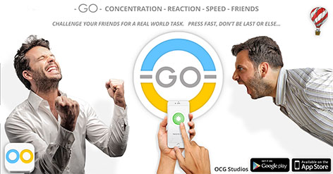 Making of the -GO- app by OCG Studios